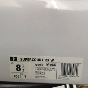 Supercourt RX (W)